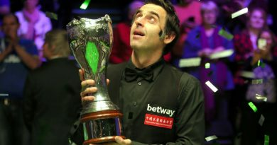 О'Салливан — Аллен 10:6 — Ронни выиграл 7-й титул Uk snooker championship